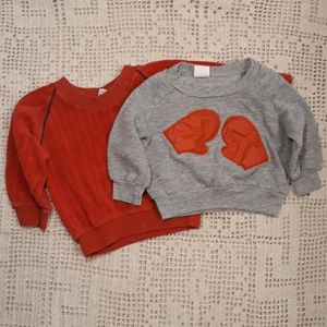 Other - Vintage Sweater Set Boys Size 12 months